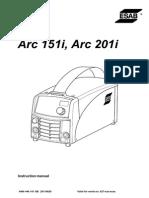 Caddy Arc 151i,  201i _927_U