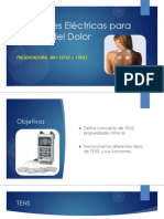 Corrientes Eléctricas para control del Dolor.pptx