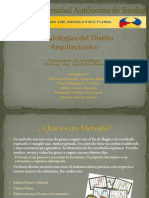 Metodologias Del Diseño Arquitectonico
