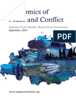 Economics Peace and Conflict Eng