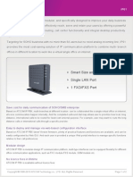 ATCOM IP01 IP PBX Appliance Datasheet