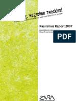 Zara Rassismus Report 2007 - Österreich