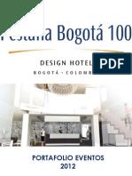 Porta Folio Even to s Hotel Pestana Bogota