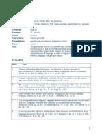 Syllabus Psycholinguistics Dr Internet