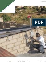Building a Rural Wireless Mesh Network