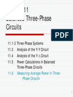 Balanced Three-Phase Circuits