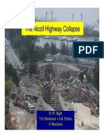 The Nicoll Highway Collapse