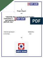 Ok Credit Risk ManliagementHDFC-Bank