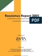 Zara Rassismus Report 2001 - Österreich