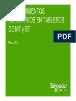 Requerimientos Normativos MT BT