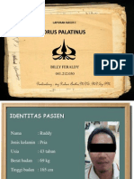 Lk 1 Torus Palatinus Billy