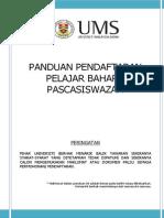 Garis Panduan Pascasiswazah 2014