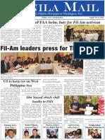 Manila Mail - Aug. 16, 2014