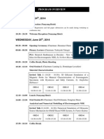 ENDE 2014 Papers