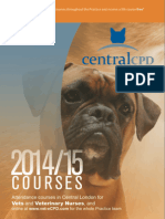 Central CPD 2014/2015 Course Brochure