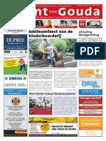 De Krant Van Gouda, 21 Augustus 2014