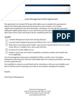 dfw management agreement 75-8