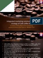 IMC Project Presentation