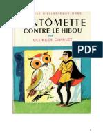 Fantomette 2 Fantômette Contre Le Hibou Georges Chaulet 1962