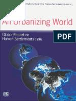 An Urbanizing World