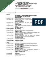 Programa Congreso 2014