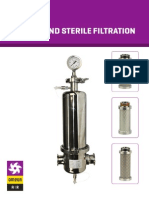 OMEGA AIR - Process and Sterile Filtration - English