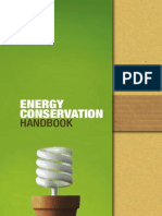 Basic Energy Conservation Handbook