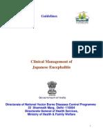 Clinical Management JE