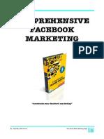 Comprehensive Facebook Marketing