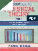 Stat Theory