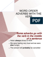 Ppt Adverbs