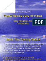 MS Project Tutorial No. 2