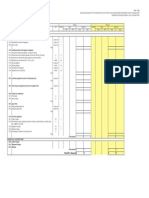 Detailed Design -Bill of Quantities (Template)