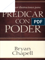 696 - Brian Chapell - Cómo Usar Ilustraciones Para Predicar Con Poder_Eltropical