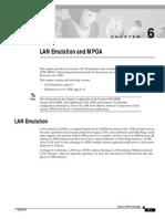LAN Emulation & MPOA