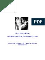 Especial Juan Jose Millas