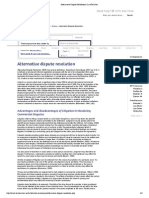 Alternative Dispute Resolution _ LawTeacher