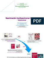 Xreanimación Cardiopulomonar Pediatrica. Estado Actual