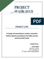 Project.premi.twask 2013