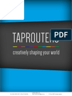 TapRouters Company Profile