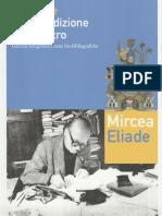 G. Seri Su Mircea Eliade - Le Forme Della Tradizione e Del Sacro