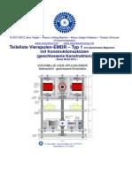 Teileliste Vierspulen Emdr Geschlossene Konstruktion Stand 08-02-2012