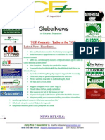 20th August,2014 Daily Global Rice E-Newsletter by Riceplus Magazine