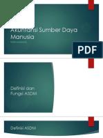 201405 Teori Akuntansi (Akuntansi Sumber Daya Manusia)