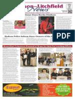 Hudson~Litchfield News 8-22-2014