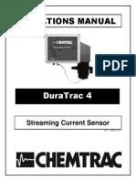 Manual de Streaming Current Sensor
