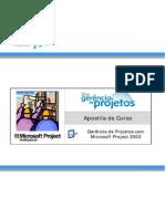 Apostila - Microsoft Project 2003 -Gpcommsp2000v2