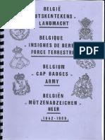 Mutskentekens-Belgische-Landmacht