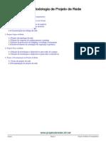 Metodologia Projeto de Redes