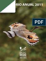 Relatório Anual 2011 - Sesc Pantanal